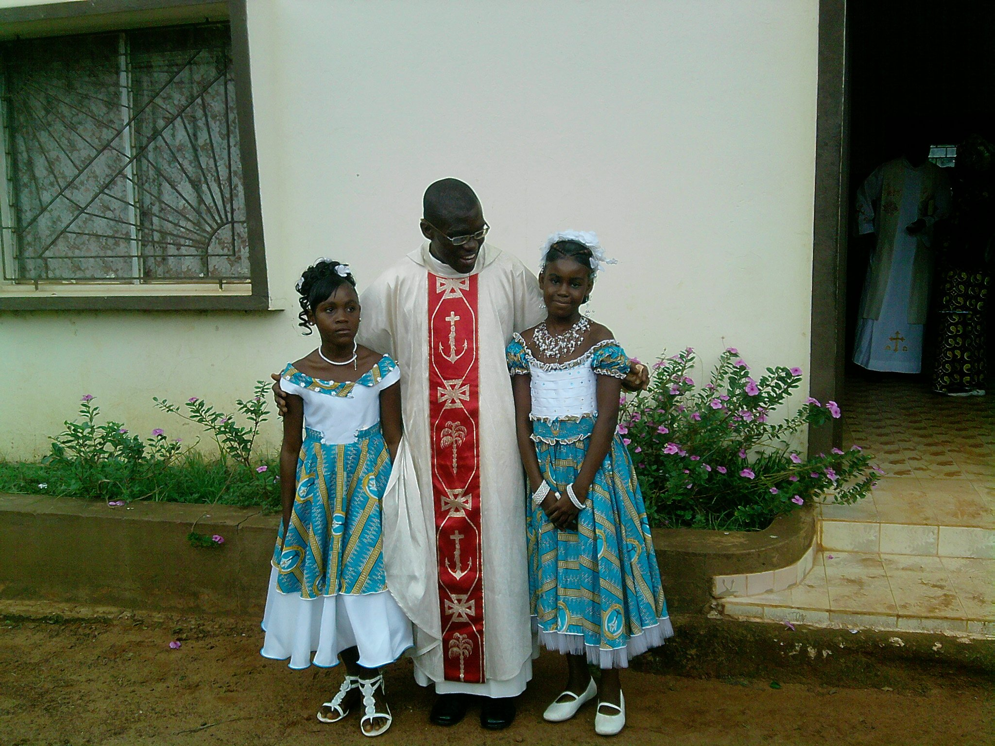 Des baptisées de ce jour